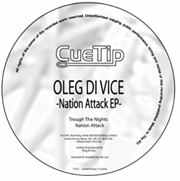 Nation Attack EP