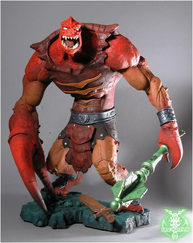 MOTU - CLAWFUL RESIN STATUE [Toy] [Toy] by NECA by NECA