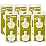 Clair Burke Wild Cotton Electric Fragrance Warmer Refill 6-Pack