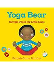 Hinder, S: Yoga Bear (Yoga Bug Board Book)