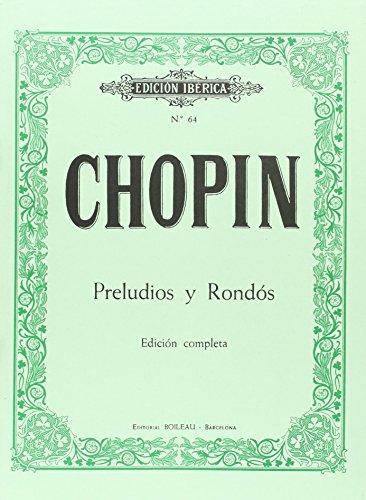 Preludios y Rondós