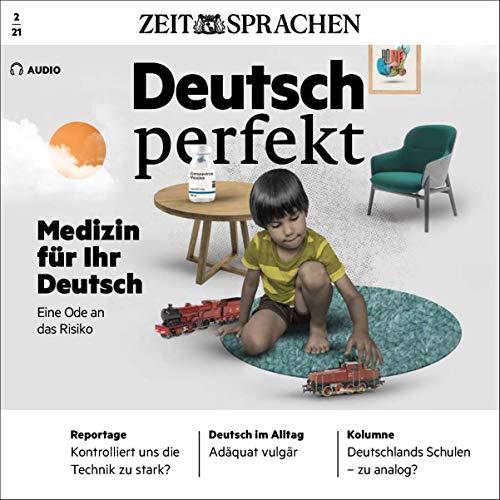 Deutsch perfekt Audio 2/2021 Titelbild