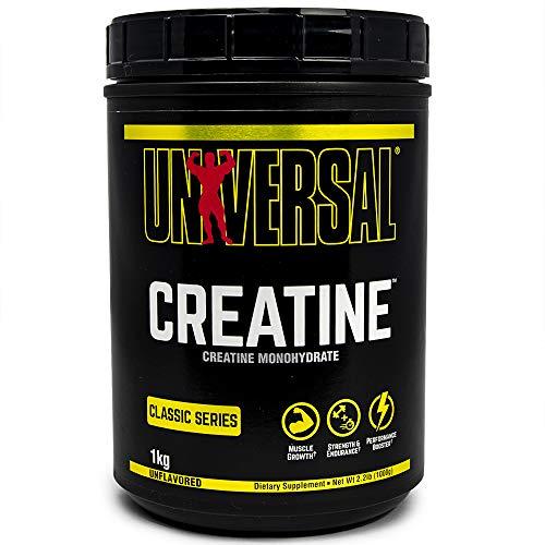 Universal Nutrition 100% Pure Creapure Creatine Monohydrate Powder 1000g