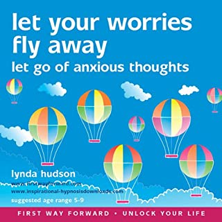 Let Your Worries Fly Away cover art