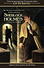 Sir Arthur Conan Doyle's Adventures of Sherlock Holmes: A Choose Your Path Book (Can You Survive?)