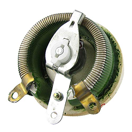 X-DREE 15 OHM 100 W Watt Rheostat Amplificador de guitarra Rotary Resistor...