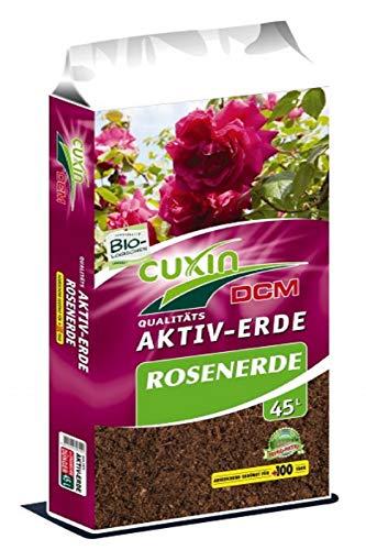Cuxin Rosenerde in verschiedenen Größen 20 bis 100 l -1 x 45 l