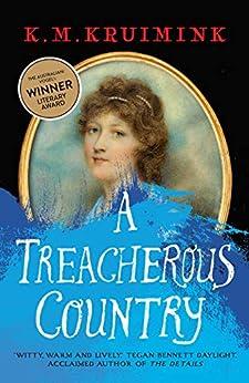 A Treacherous Country by [K.M. Kruimink]