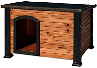 Petmate Precision Extreme Outback Log Cabin Dog House, Small