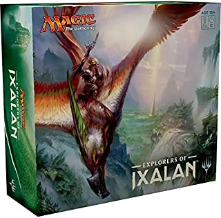 Magic The Gathering MTG-EO2-EN Explorers of Ixalan Box English Trading Card Game