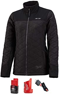 Milwaukee M12 Women's Axis Heated Jacket Kit with Battery