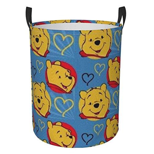 niushan Cesta de lavandería grande, impermeable, plegable, con asas, bolsa de almacenamiento, para cuarto de baño/dormitorio/dormitorio