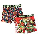 Teenage Mutant Ninja Turtles 2 Pack Boxer Briefs - X-Small