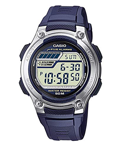 Casio Collection Herren Armbanduhr W-214HC-1AVEF