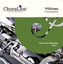 Vaughan Williams A Sea Symphony BASS 1 Rehearsal CD