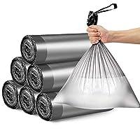 ゴミ袋 20L 超厚い 15袋×6ロールゴミ袋オフィスキッチンベッドルームバスルーム