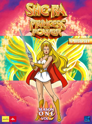 Princess of Power - Season 1, Volume 1 (Episode 1-32) (6 DVDs)