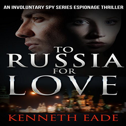 To Russia for Love audiobook cover art