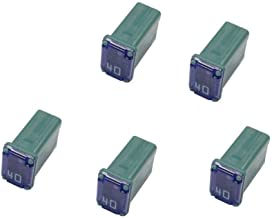 5 Flosser 608840 40 Amp Micro Cartridge Fuses - FMM MCASE Type