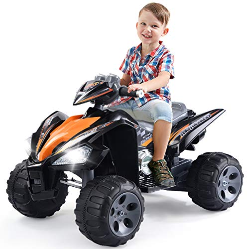Costzon Kids Ride On ATV Quad, 12V...