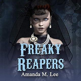 Freaky Reapers audiobook cover art