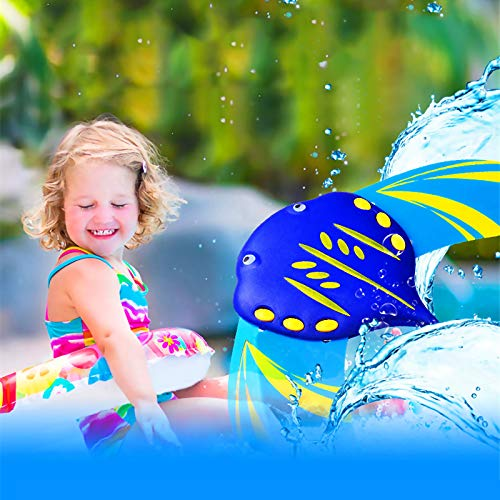 Lowest Price! DANNA 3-8 Years Old Swimming Toys, Summer Beach Toys, Devil Fish Water Toys for Childr...