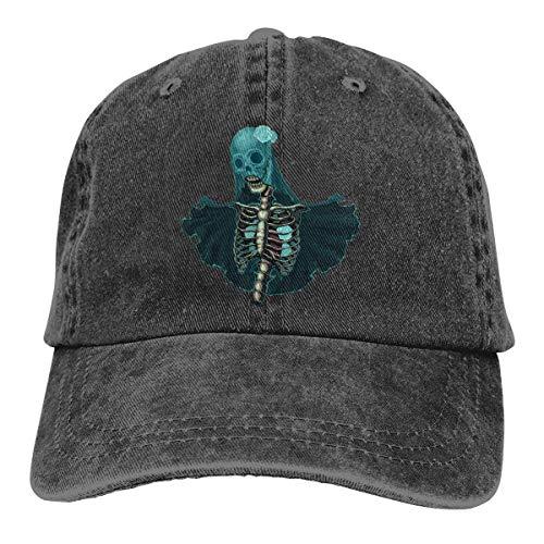 Gorra de béisbol Ajustable con Fragancia de Hoja de Loto