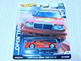 HW ホットウィール メルセデスベンツ 190E 2.5-1.6 エボⅡ 赤 レッド オープントラック Mercedes Benz Red momo OPEN TRACK HOTWHEELS