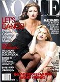 Vogue Magazine - November 2002: Catherine Zeta-Jones / Renee Zellweger Cover