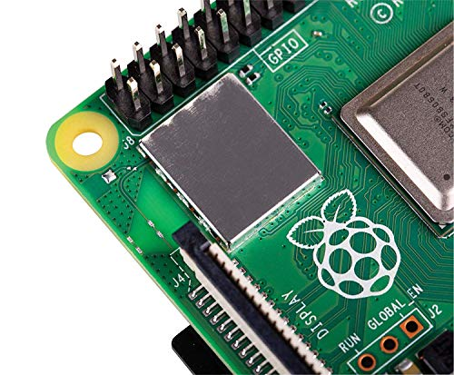 sb Components Raspberry Pi 4 Modell B 2GB 2019 Modell ARM-Cortex-A72 4x 1,50GHz, WLAN-ac, Bluetooth 5, LAN, 4x USB, 2x Micro-HDMI Typ C