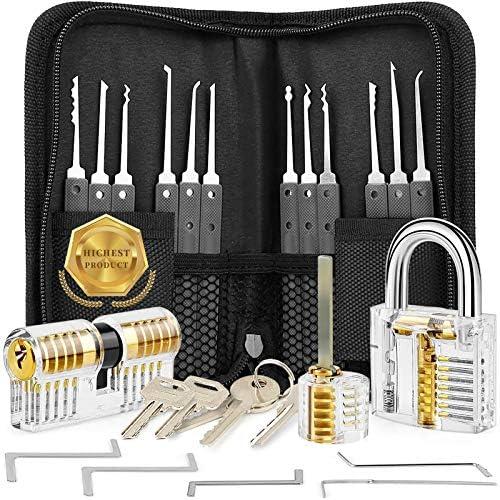 Professional 17 Piece Multitool Set Stainless Steel Multifunctional use Training Tool Kit product image