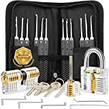 Professional 17-Piece Multitool Set - Stainless Steel, Multifunctional use, Training Tool Kit