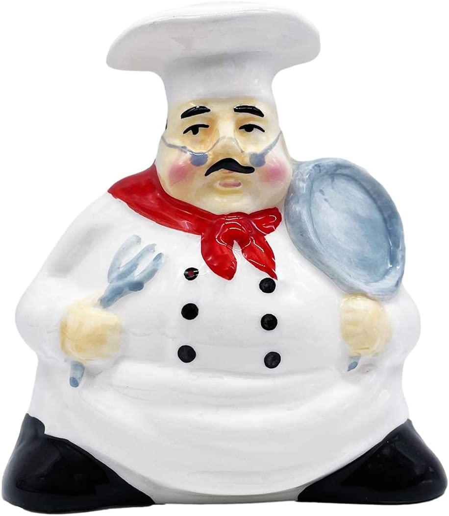 Tuscany Bistro Chef Collection Hand Ceramic Super Special SALE held Napkin Hol Austin Mall Painted