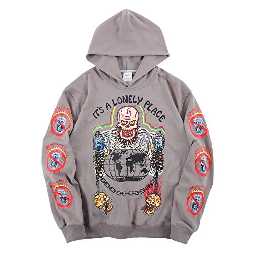 It's Lonely Place Hoodie Cotton