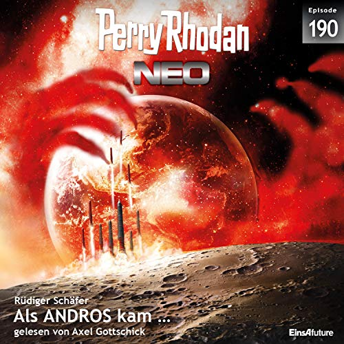 Als ANDROS kam... audiobook cover art