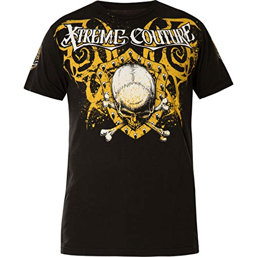 Xtreme Couture by Affliction T-Shirt Amazon Schwarz, L