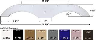 ICON 01902 Tandem Fender Skirt FS1770-Champagne