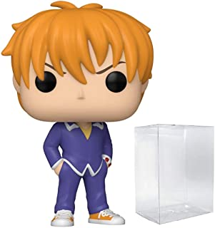 Funko Pop! Anime: Fruits Basket - Kyo Sohma Vinyl Figure (Includes Compatible Pop Box Protector Case)