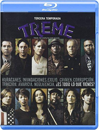 Treme, Temporada 3 [Blu-ray]
