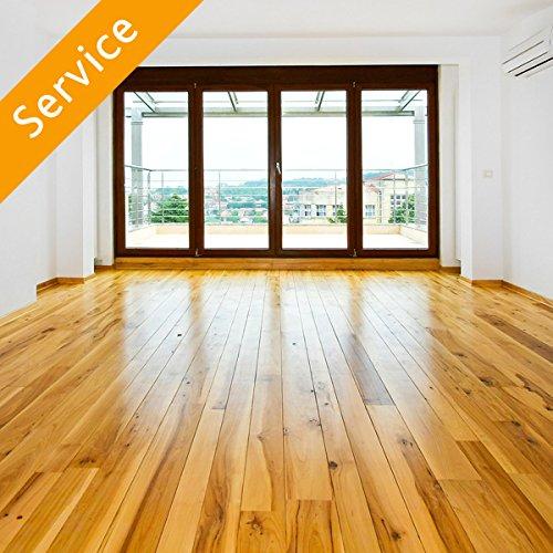 Hardwood Floor Refinishing - 4 Rooms
