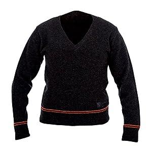 Harry Potter - Jersey del uniforme de Hogwarts, Gryffindor, prenda de la película, fabricado en Escocia, 100 % lana de… 5