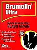 Brumolin Ultra Mäuse Getreideköder Flash Grain Mäuseköder, Blau