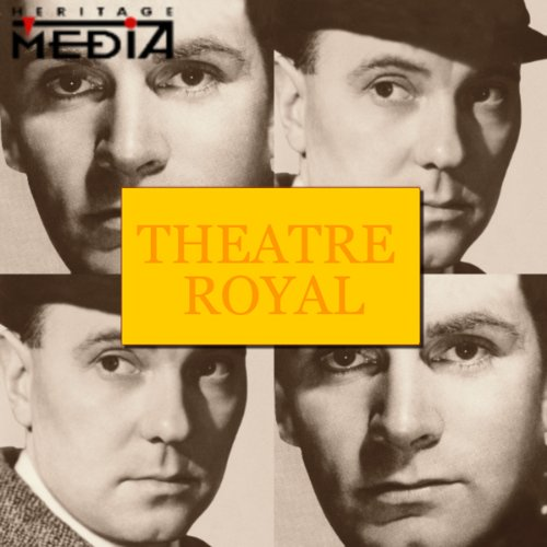 Classic Russian Dramas Starring Laurence Olivier, Orson Welles, Michael Redgrave and Trevor Howard, Volume 1 Titelbild