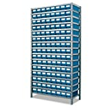 Kit estanteria 2100x1030x337mm. con 120 cajones