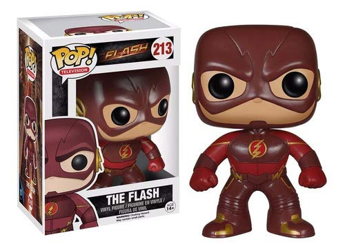 Funko Pop! Dc Comics - Flash - The Flash #213