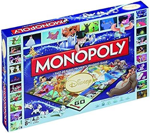 Disney Classic Brettspiel Monopoly Englische Version