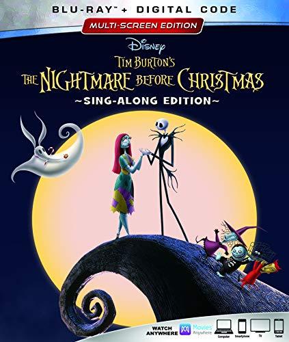 L'Étrange Noël de Monsieur Jack (Édition du 25ème Anniversaire) [Blu-ray] - 0
