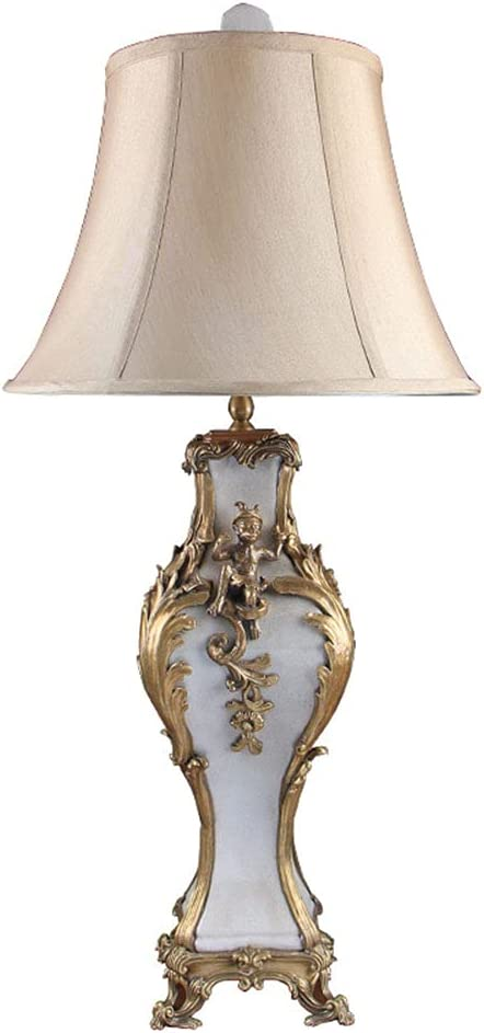 We OFFer at cheap prices Household Products European Bedside Lamp Stylish Table Special Campaign Atmosphe