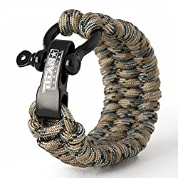 5 Best Paracord Survival Bracelets in 2020 Reviews, Buying Guide & FAQ 2