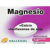 Diafarm Magnesio y Calcio y Isoflavonas - 60 gr